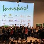 Image for the Tweet beginning: Innokas-verkosto kiittää lämpimästi kaikkia osallistujia,