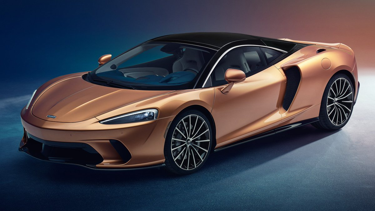 This is the McLaren GT, a sporty cruiser to take on the Aston Martin DB11, the Ferrari Portofino and the Porsche 911 Turbo S. Now, let Top Gear magazine's Jack Rix be your guide to Woking's new 612bhp wafter...https://www.youtube.com/watch?v=r_fFsqBQGYU…