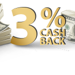 Image for the Tweet beginning: Happy Cashback Day!  Get a 2nd