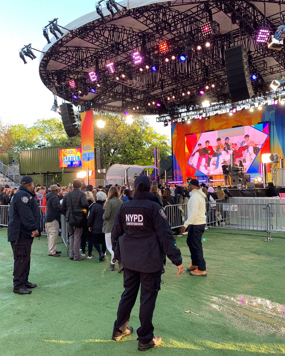 NYPDCounterterrorism's photo on #wednesdaymorning