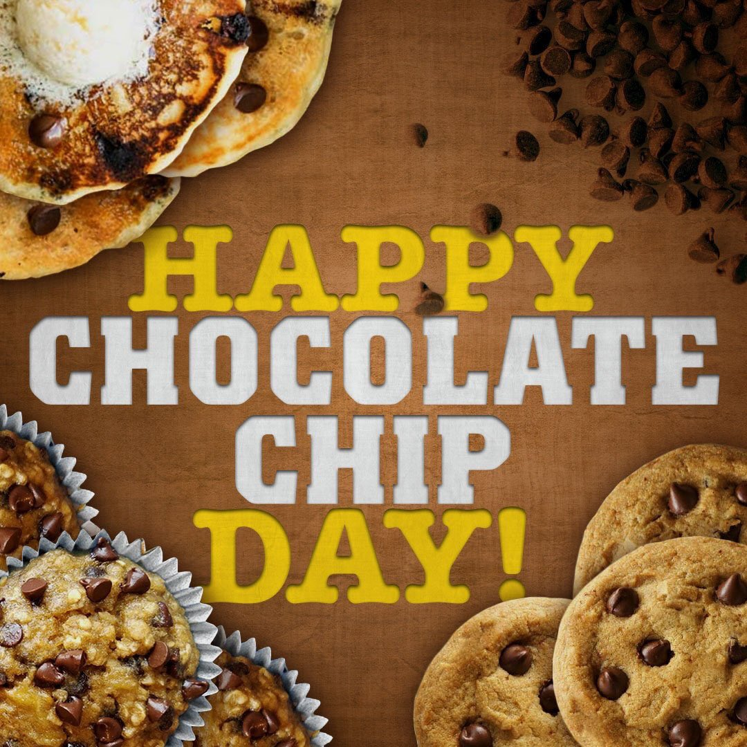 We were up about 3 hours before usual today, but it's #NationalChocolateChipDay and @lilwil7 and I WILL find a way to celebrate! <br>http://pic.twitter.com/s2ccuwu6Ph