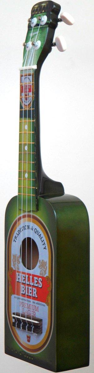 Helles Bier Premium Lager soprano ukulele