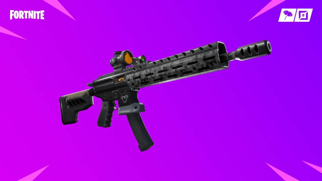 Fortnite Boards's photo on Tactical Assault Rifle