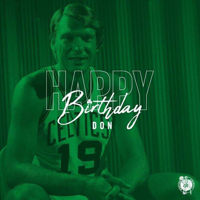Happy Birthday to 5x NBA Champion DonNelson