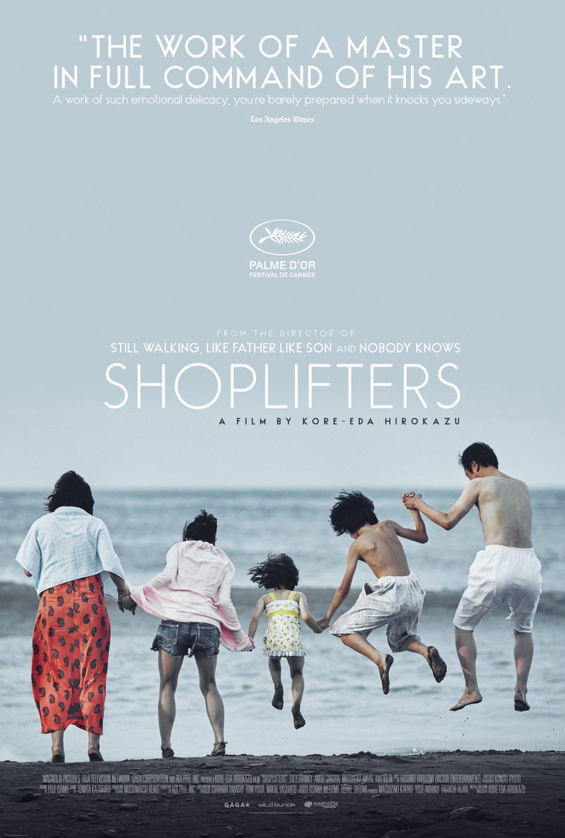 @MA_documentary @NFSFilmTV Last night we screened the last film of the semester - a great turnout on a hot, hot night, to watch the #CannesFilmFestival2018 @ShopliftersFilm What an incredible, complex, moving, truthful, must-watch-it-again-movie. https://www.youtube.com/watch?v=9382rwoMiRc …