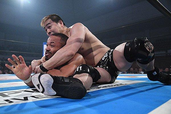 "NJPW: ""Best of the Super Jr. 26"" Día 3, 1er triunfo de Dragon Lee 3"