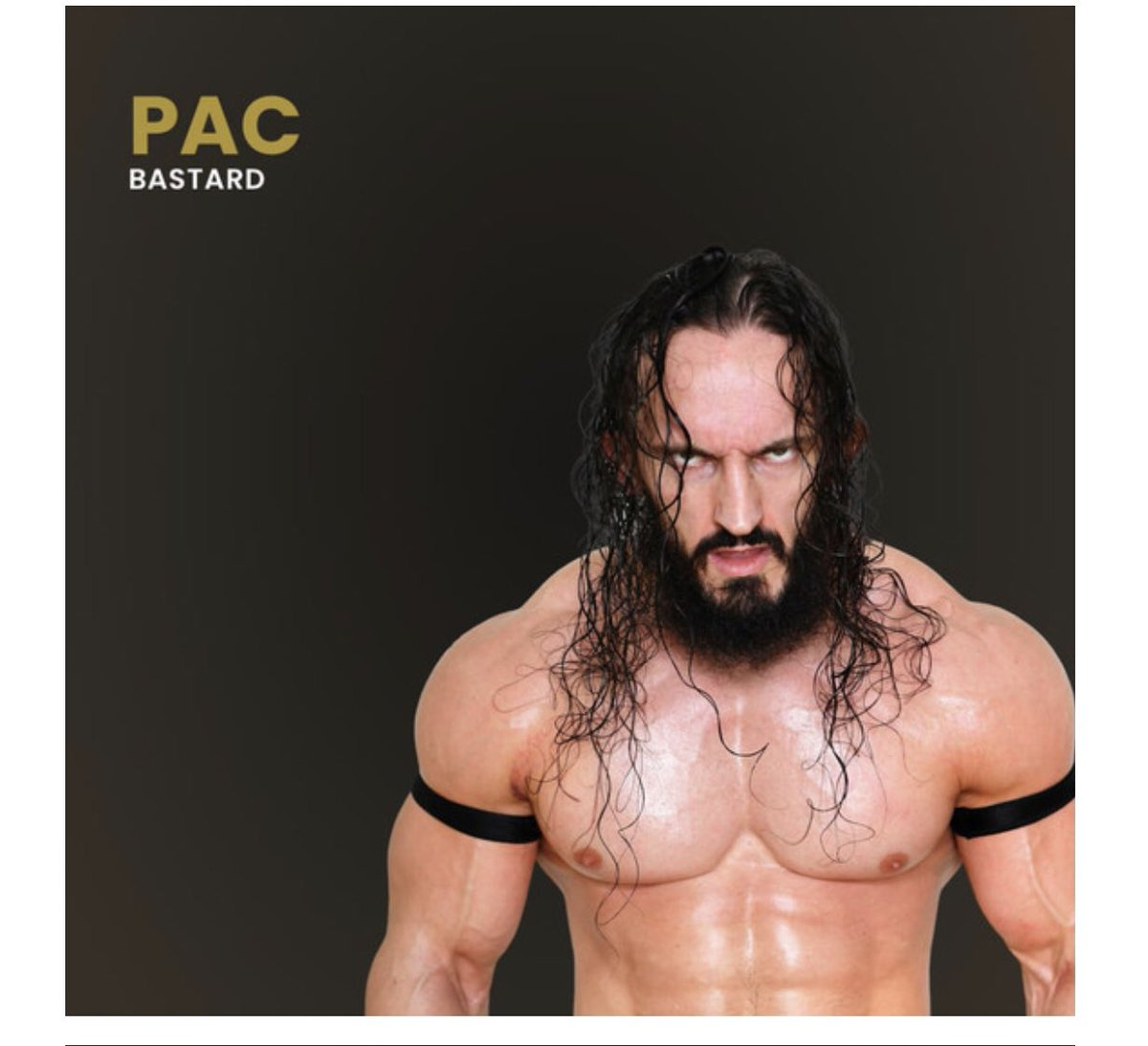 Freaking love how #AEW has PAC listed as Bastard#AEWonTNT   https://www. allelitewrestling.com/roster  &nbsp;   <br>http://pic.twitter.com/rZcytrFsTX