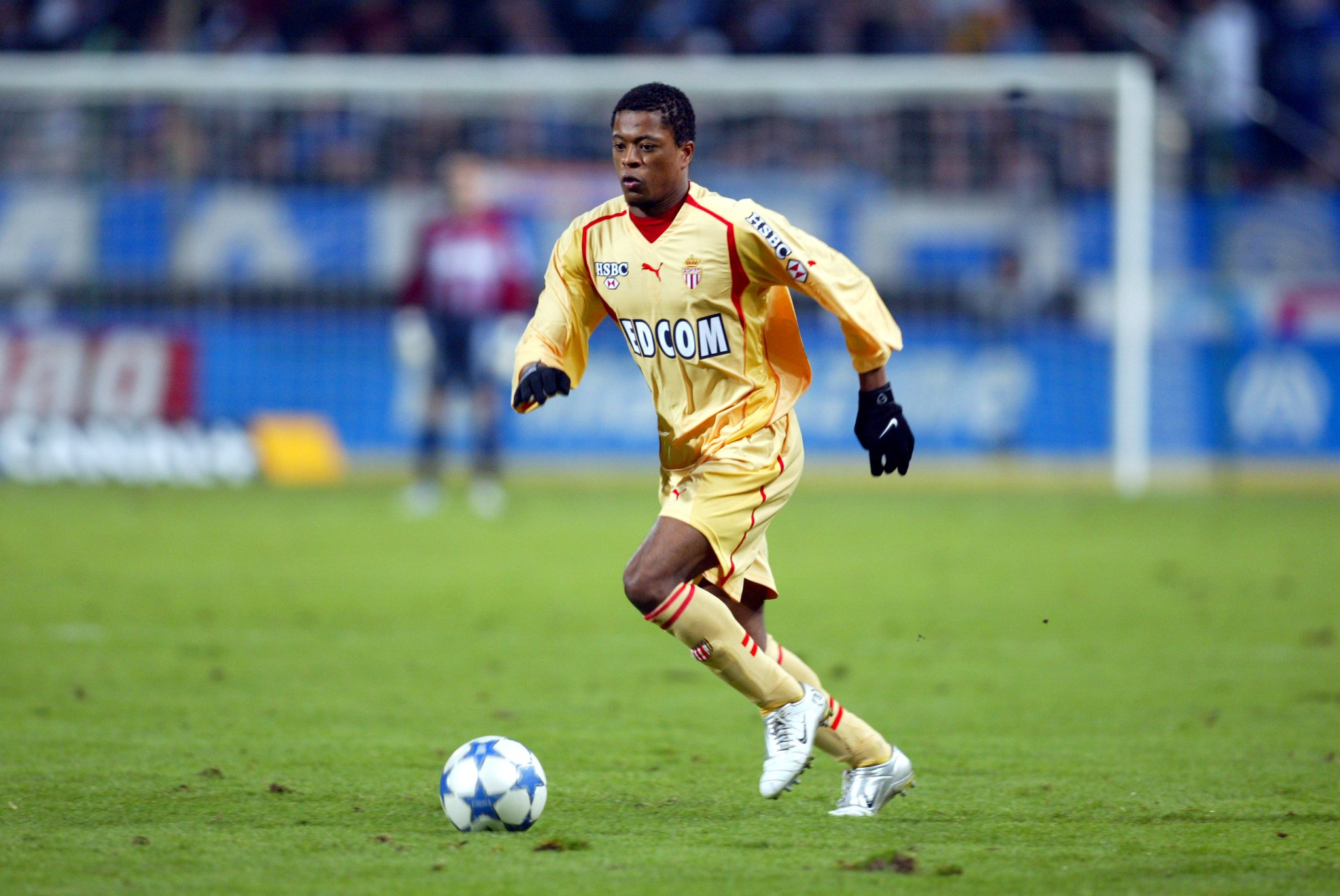 Happy Birthday as well to former  and player Patrice !