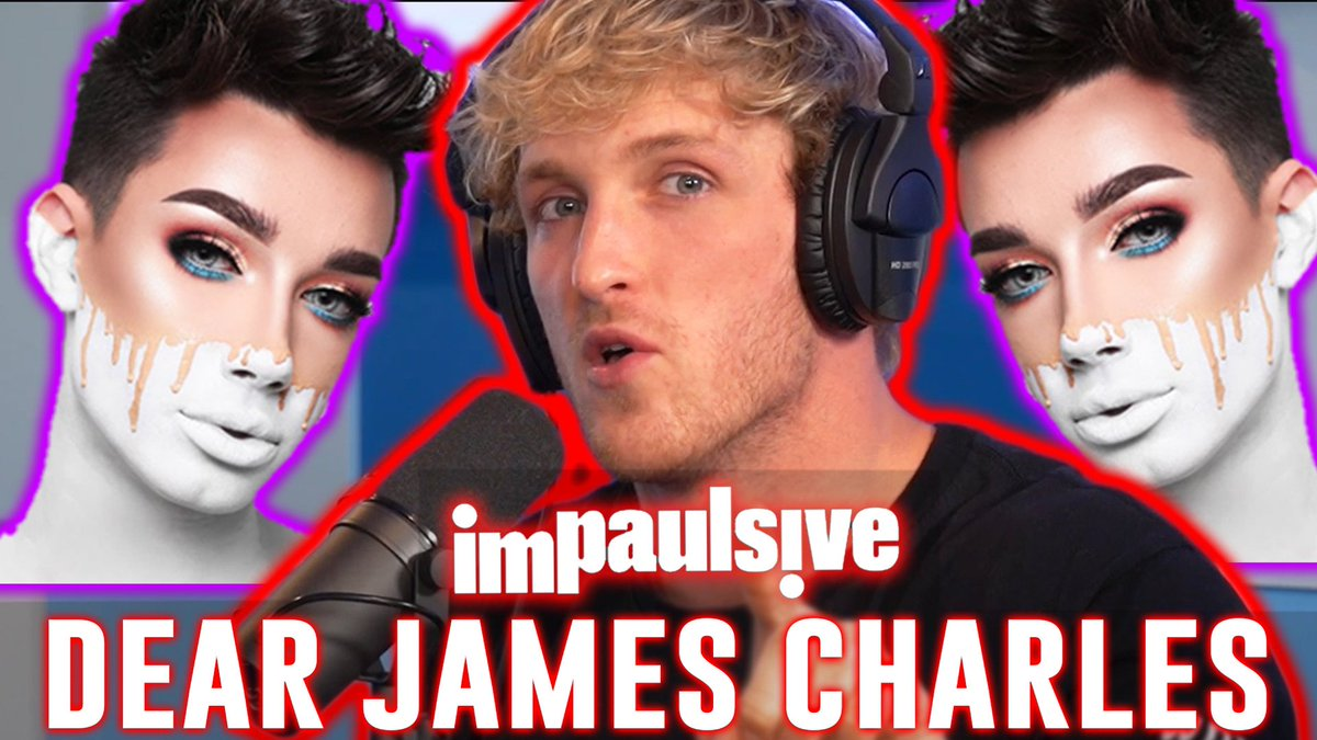 new IMPAULSIVE podcast dear @jamescharles ... go watch 👌🏼 youtu.be/CIiSVWxp-_o