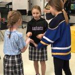 Image for the Tweet beginning: Third Grade enjoyed seeing their