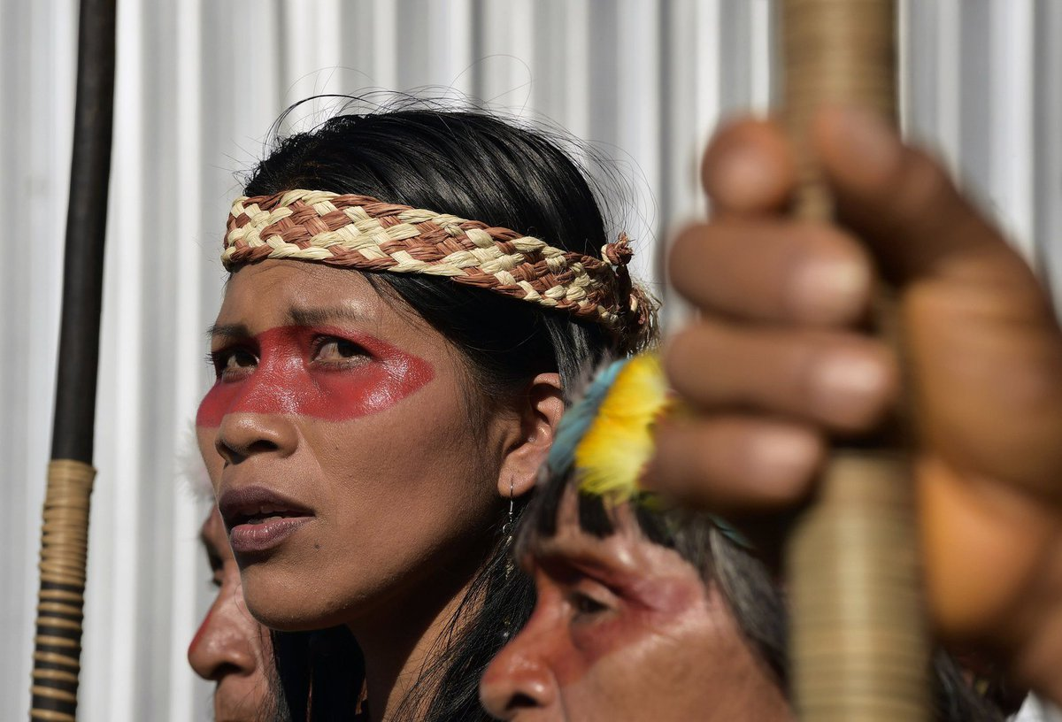 An Uncommon Victory for an Indigenous Tribe in the Amazon  Great article in @NewYorker looking into the Waorani pple&#39;s historic legal victory to protect their rainforest home in Ecuador&#39;s Amazon from oil extraction  Read the full story:  http:// bit.ly/2EelzYK  &nbsp;  <br>http://pic.twitter.com/pNkdDzjT1E