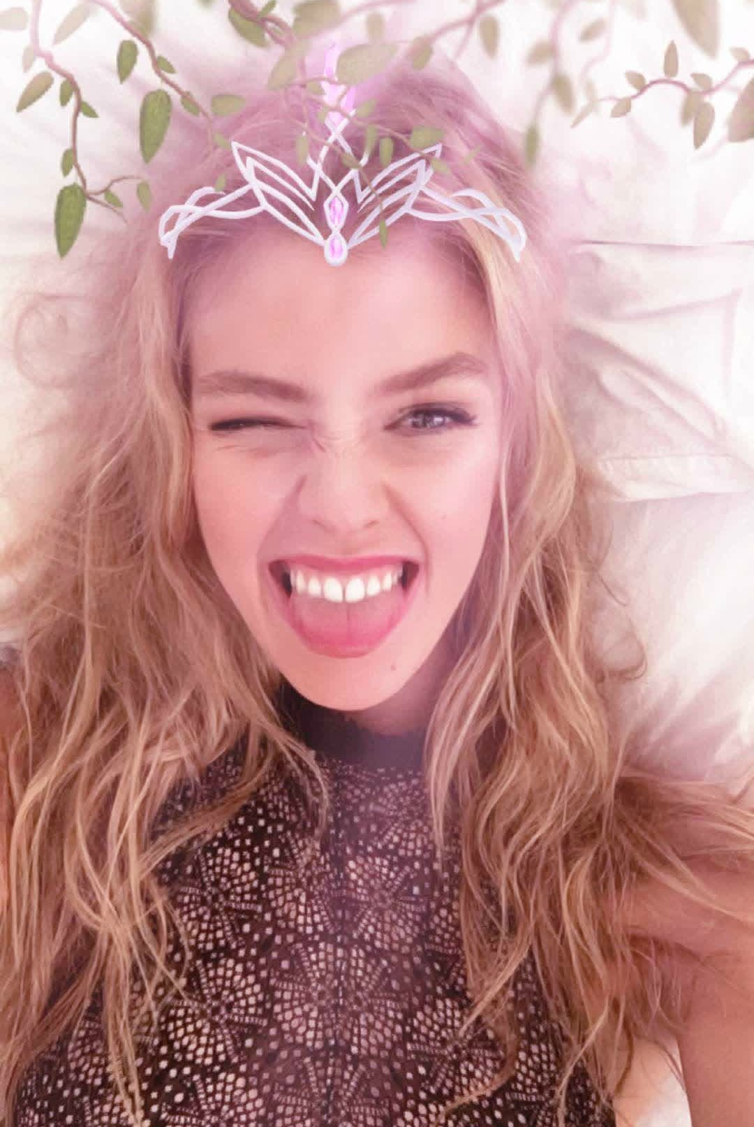 Happy 29th Birthday to the Queen of Modelling, Stella Maxwell !