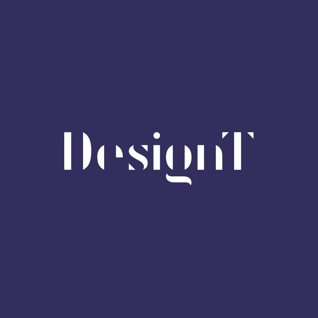 Branding for DesignT. ↳ nasibov.me/logofolio