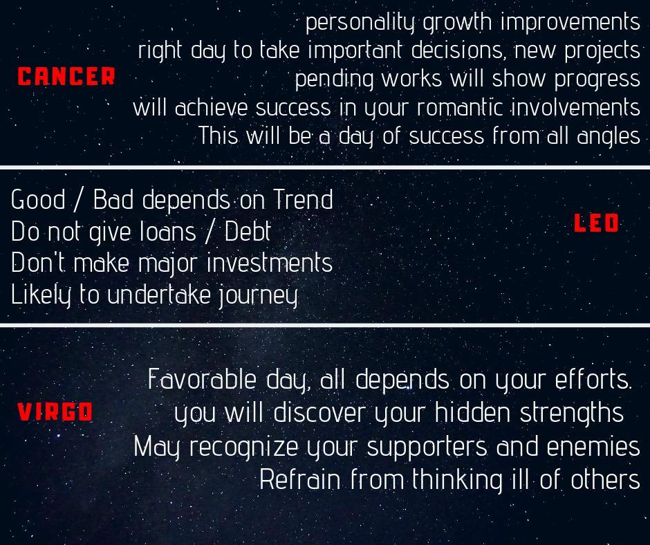 astrobix horoscope virgo