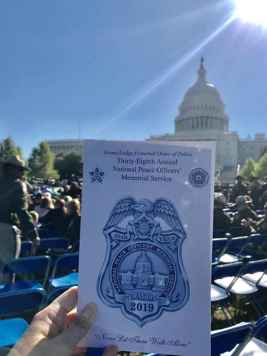 Riv Sheriffs' Assoc's photo on Memorial Service
