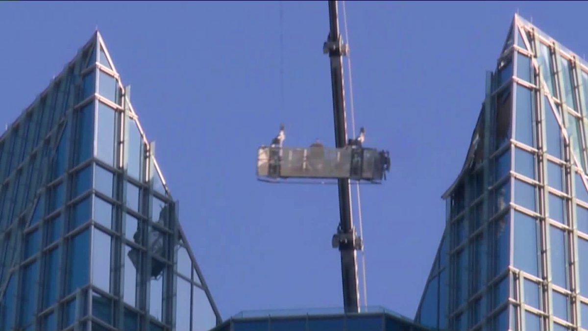 KFOR's photo on Devon Tower