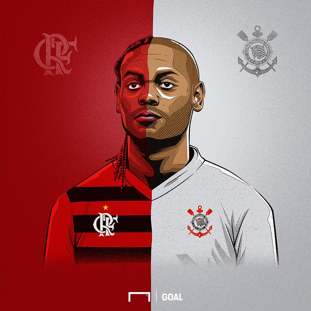 Goal Brasil's photo on Vagner Love