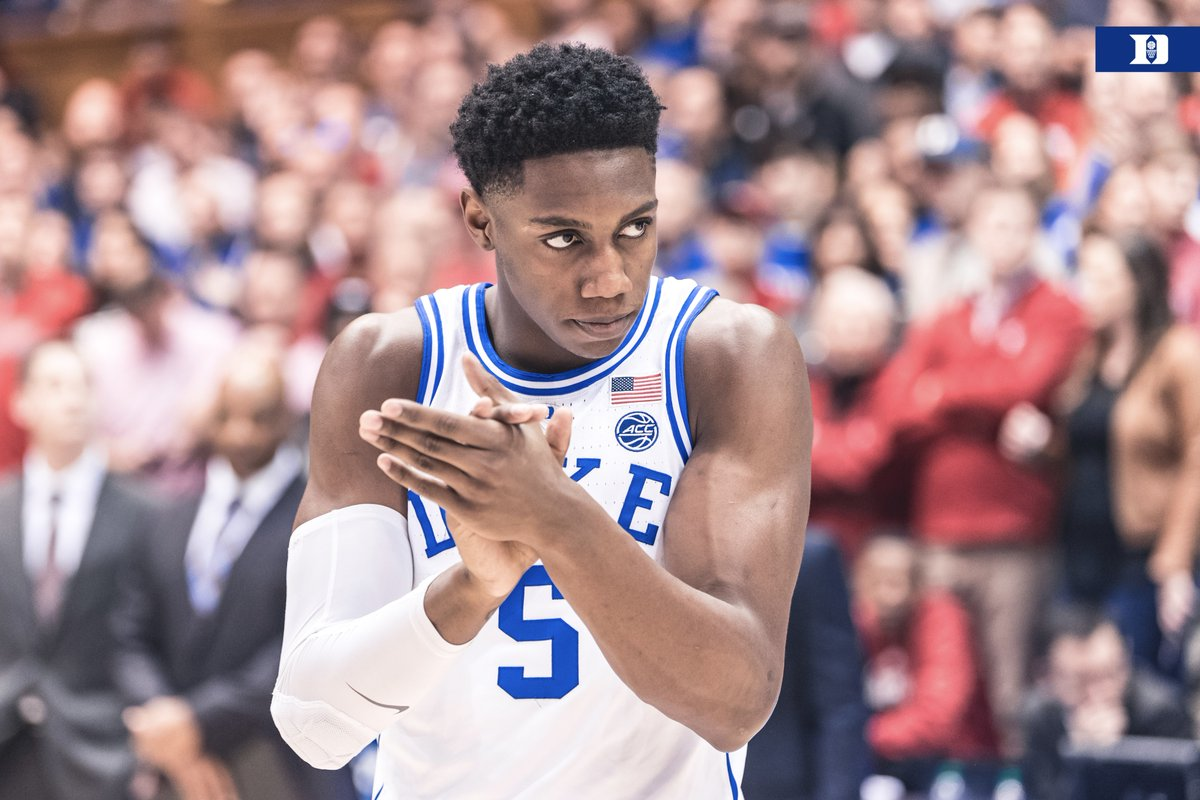 Adam Zagoria's photo on rj barrett
