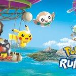 Nieuwe mobiele game Pokémon Rumble Rushaangekondigd https://t.co/lsw9vi6BRa