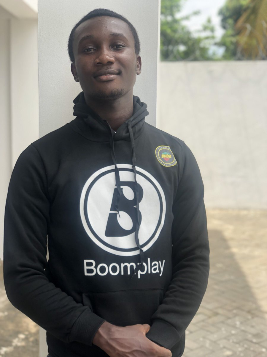 Dripping in BoomplayXBhimnation hoodie.   Congratulations to all winners of our @stonebwoyb #shuga promo.   Keep streaming and purchasing music and you can be a winner too.  #bhimnation #stonebwoy #Boomplay #everythingmusic<br>http://pic.twitter.com/azOLTIDLYs