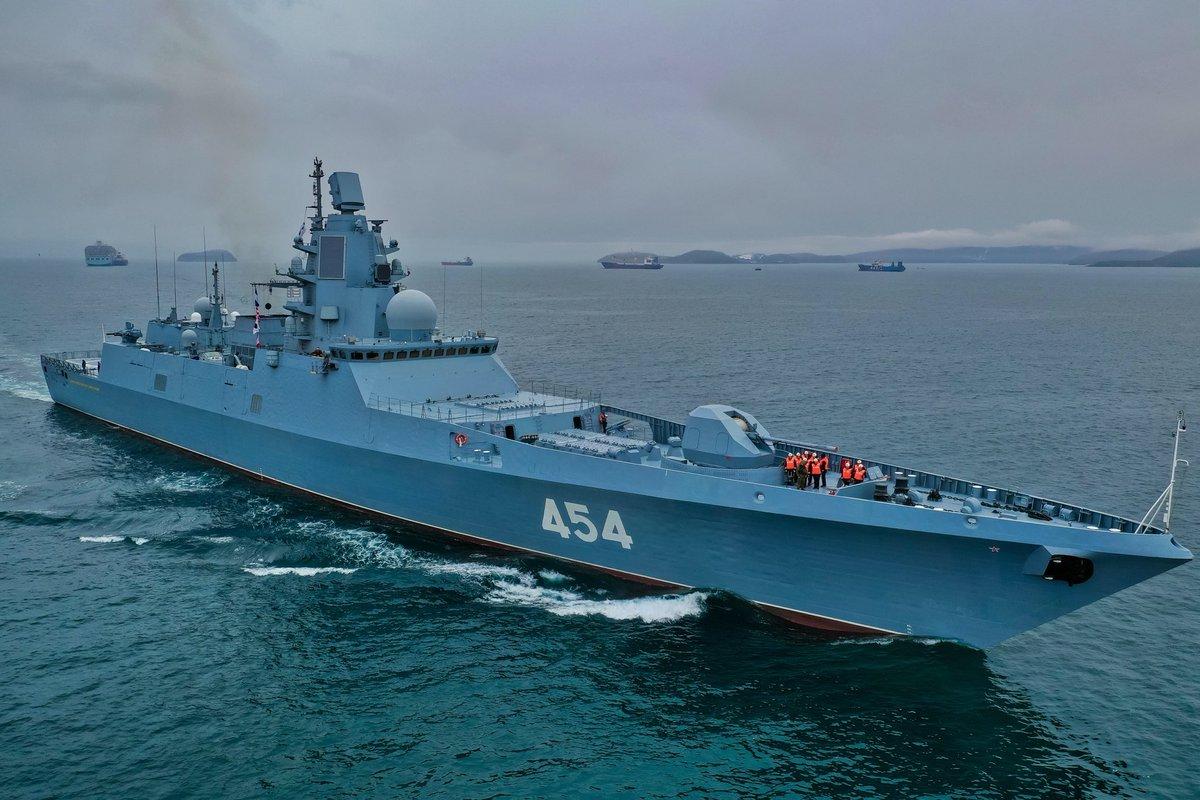 Ruska borbena grupa ušla u Južno Kinesko More - Page 2 D6nMffYW4AEIV-2