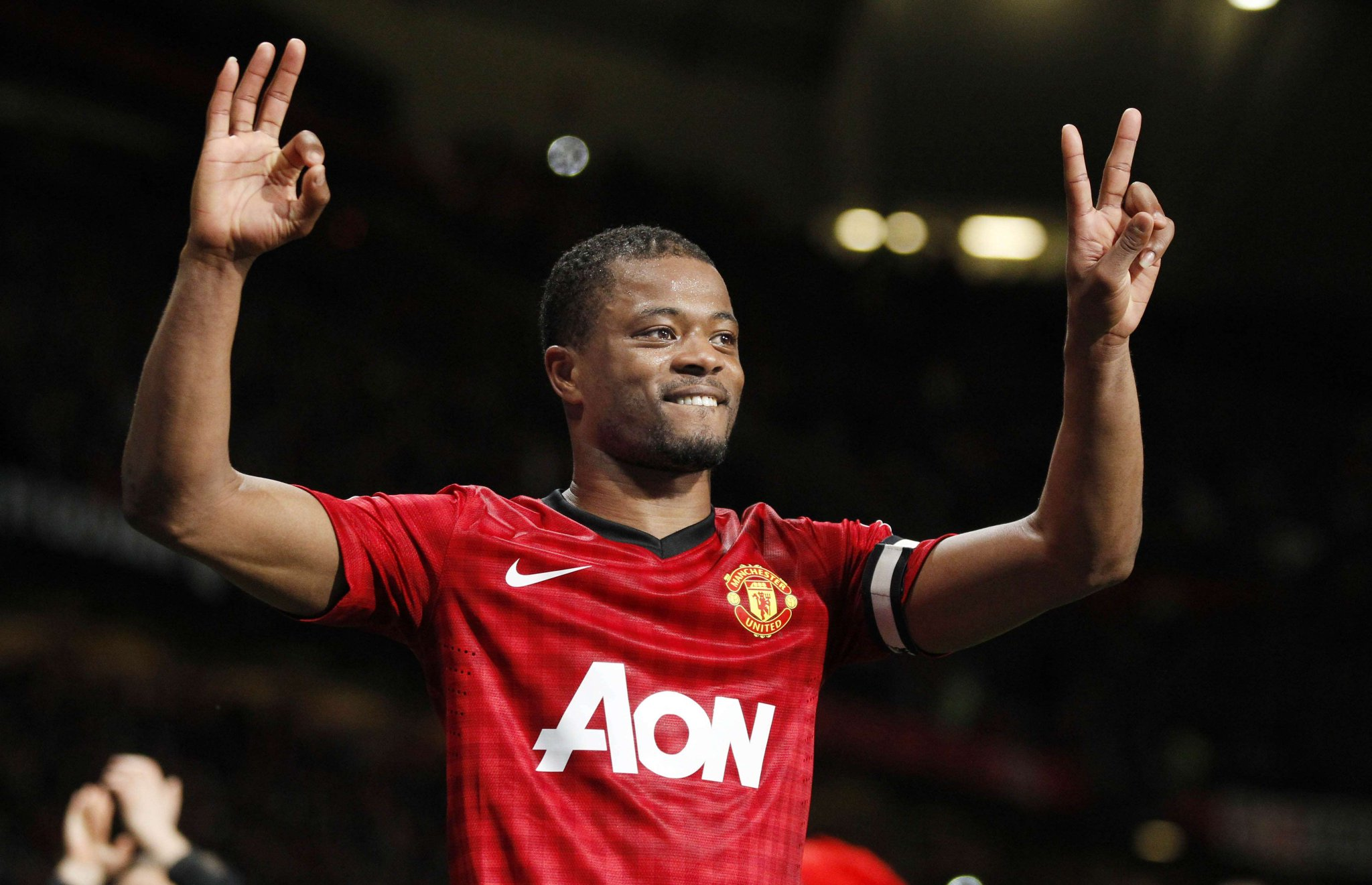 Happy Birthday Patrice Evra