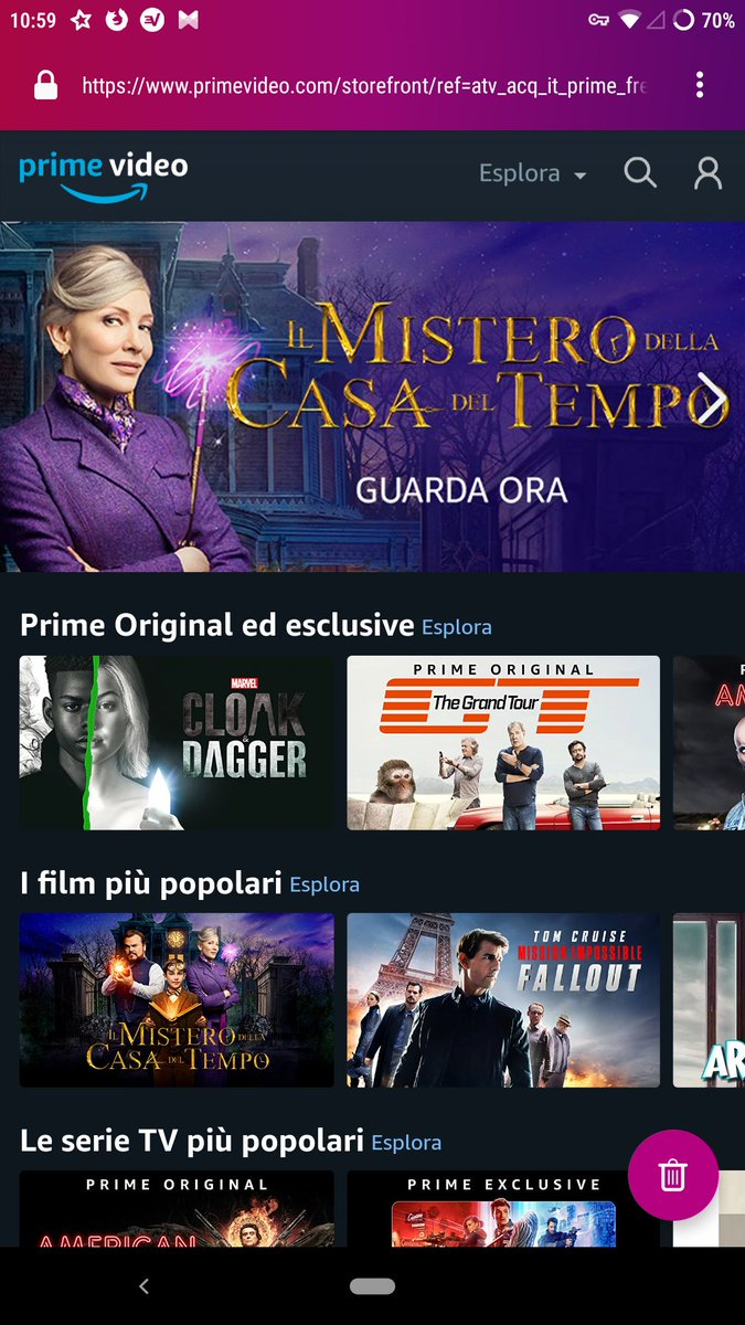 BIN AMAZON PRIME VIDEO