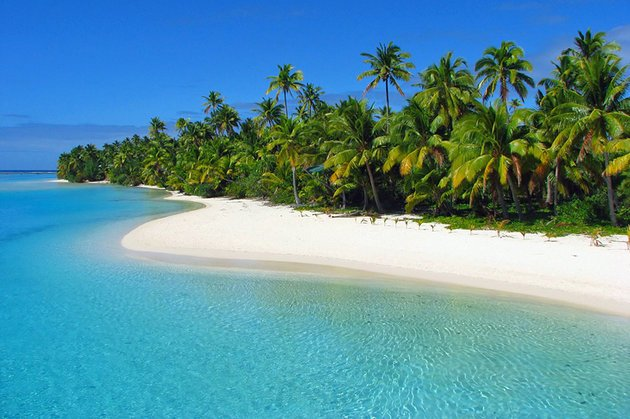 The Cook Islands 🇨🇰☀️🌴