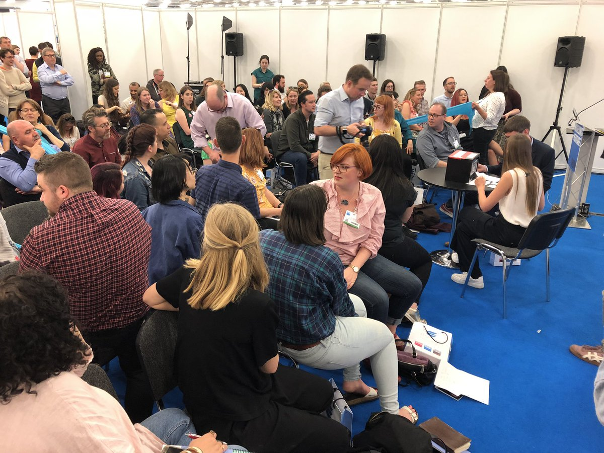 Interactive escape room games at the #MandHShow in Theatre 1 right now with @sacha_coward @MarDixon @MrJohnSear