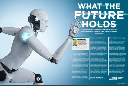 How will future technology affect running? Get the latest Trail Running for our 16-page future special, including the views of @sportprofbrewer Subs link: greatmagazines.co.uk/trail-running-…