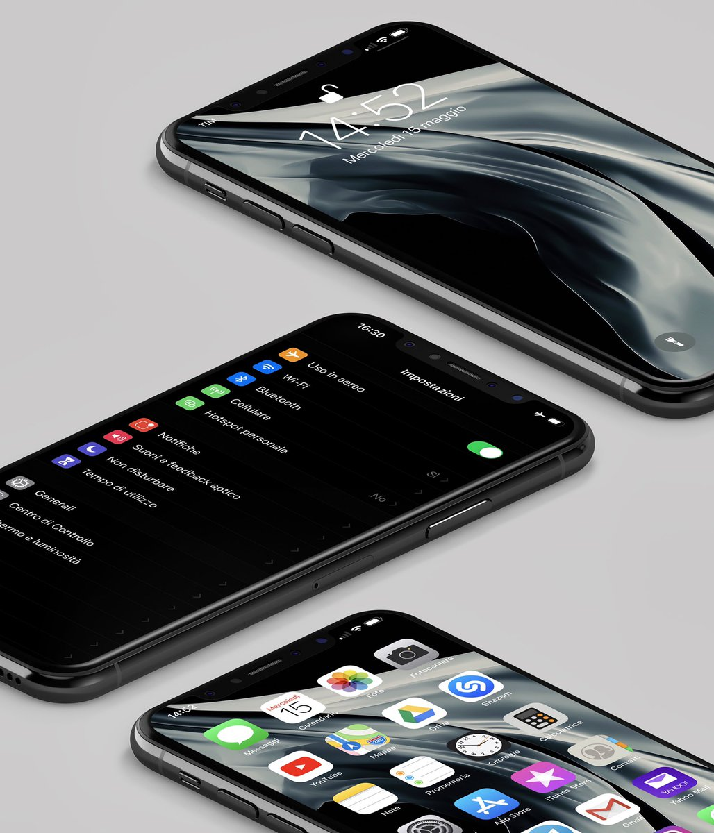 wallpapers #concept #Apple #iOS ...