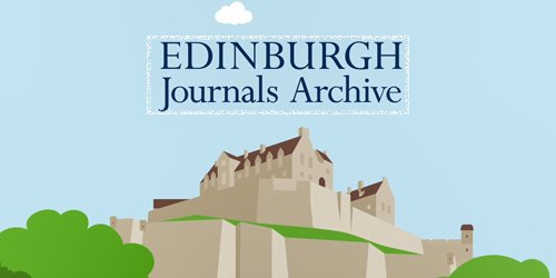 0540d72b083b Enjoy a 35% discount on our journals archive – for one month only! Learn  more in our video: http://ow.ly/rpUi50ubmJH Email journals@eup.ed.ac.uk to  order.