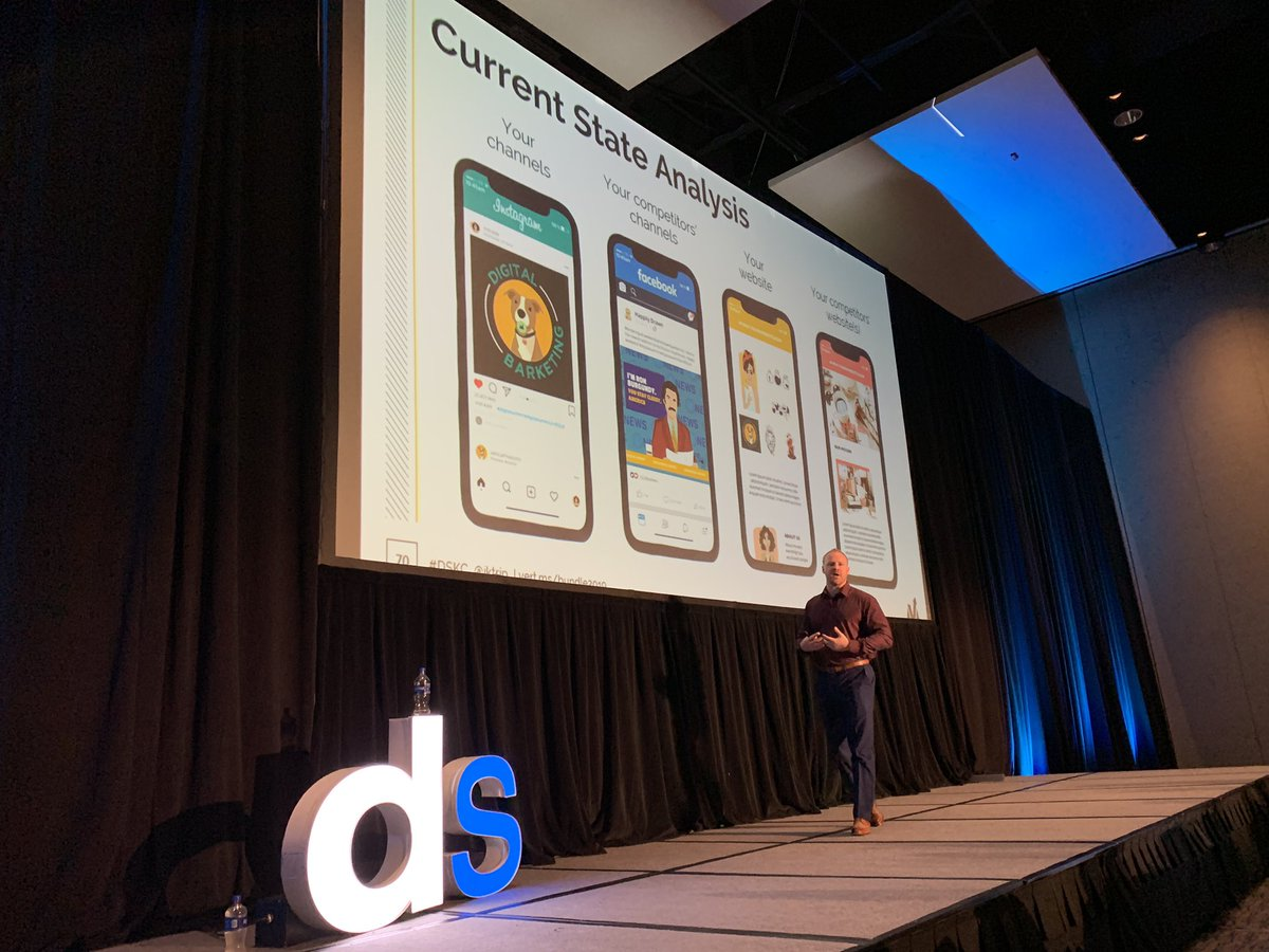 Moving Prospects Through the Customer Journey With a Solid Content and Digital Marketing Strategy - Long title, but good session. #DSKC #DigitalSummit<br>http://pic.twitter.com/vUAQNI3B81 &ndash; à Overland Park Convention Center