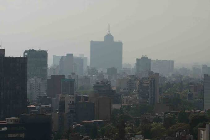 Mexican government reduces budget to fire prevention program, results? See yourself. #ContigenciaAmbiental #CDMX #Tragedy