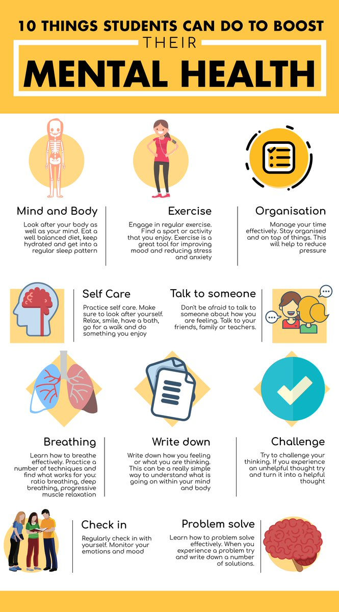 test Twitter Media - RT @BelievePHQ: 10 things students can do to boost their mental health #MentalHealthAwarenessWeek https://t.co/ZhArdnrjw3