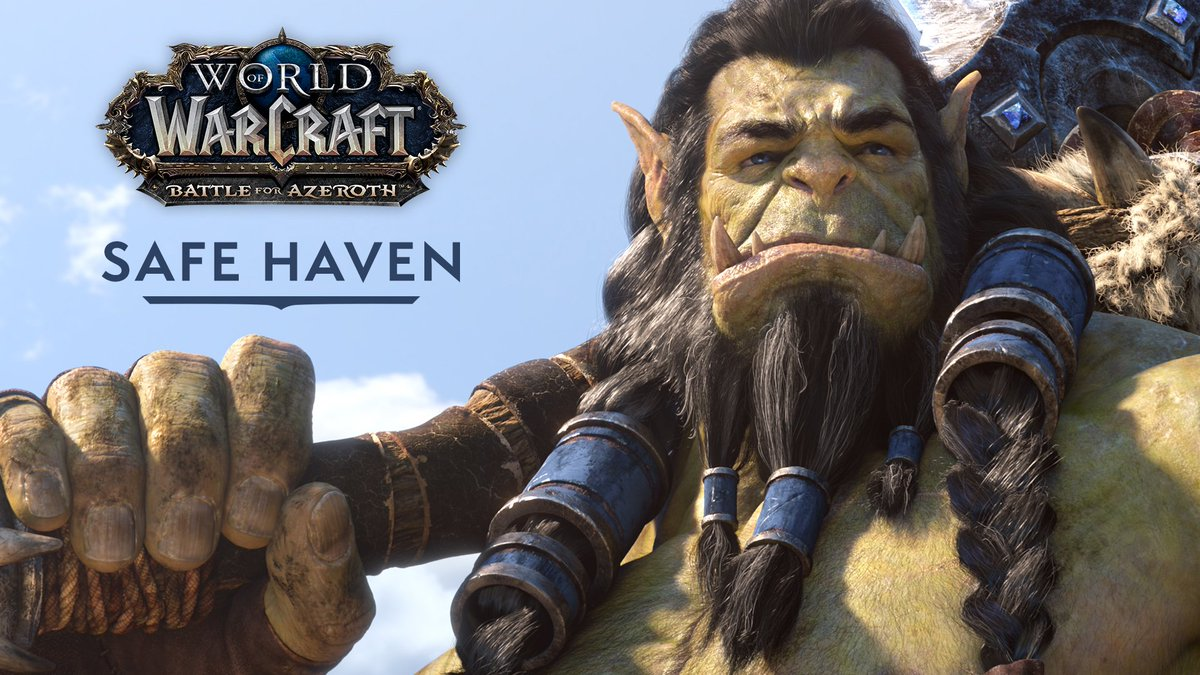 Saurfang realizes that if he is to secure a future for the Horde, he must reach out to the one who led it in the past.