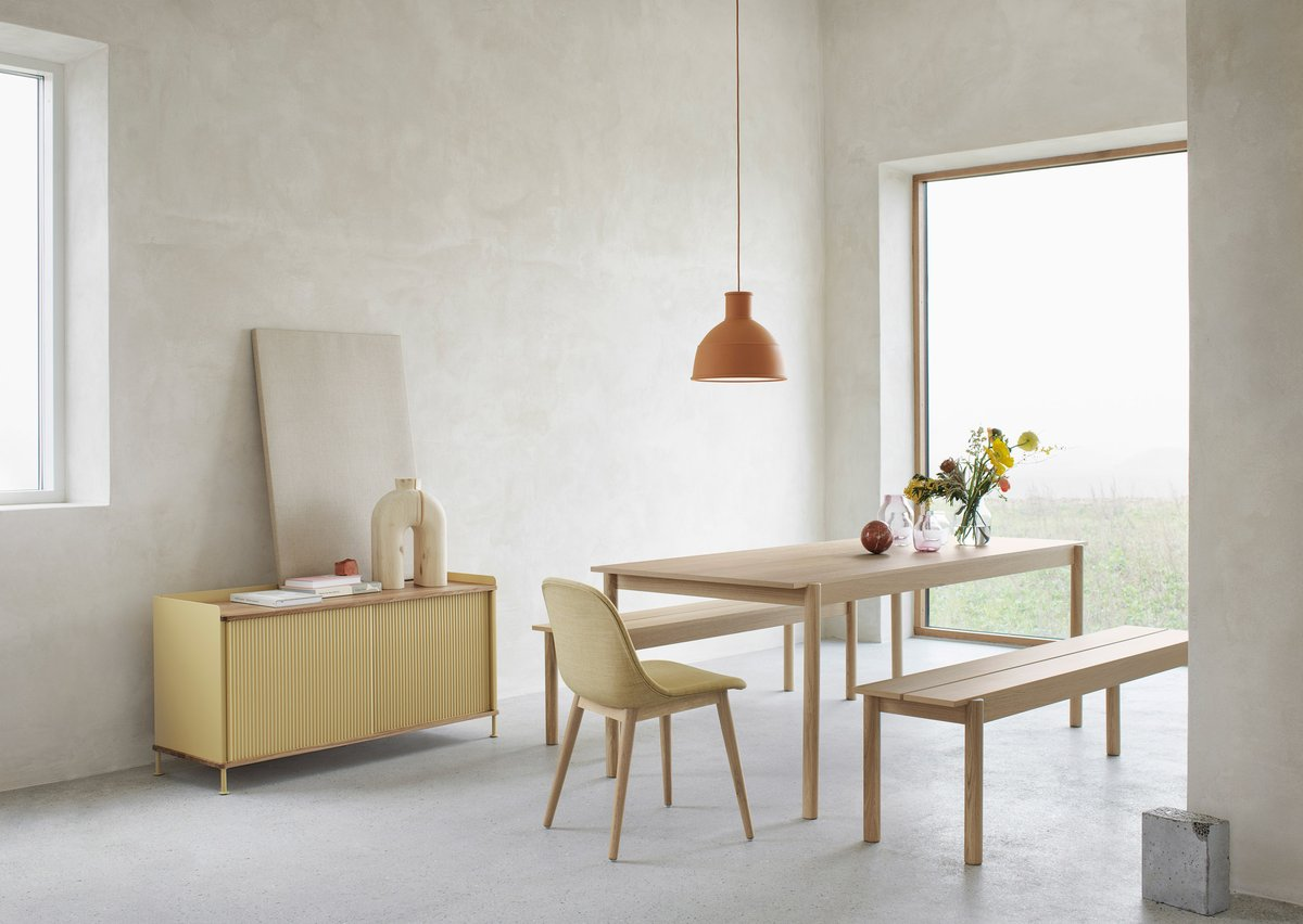 Thomas Bentzen Brings Garden Furniture