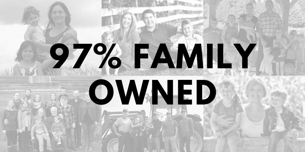 Today is International Day of the Families. Did you know that 97% of farms in Canada are family owned and operated? https://t.co/L8GrAwix0i