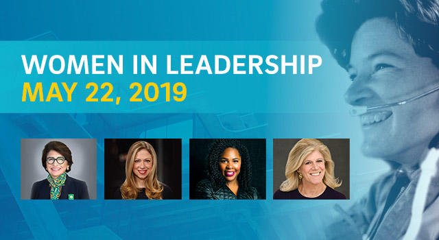 Our Women in #Leadership event is sold out, but you can still meet our speakers! Best-selling author @ChelseaClinton, @sdgirlscouts CEO @SylviaAcevedo, journalist @LynnSherr & @SallyRideSci co-founder Tam O'Shaughnessy will be signing our featured books -> http://bit.ly/2JNdKwN