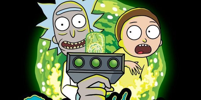 ComicBook NOW!'s photo on Rick and Morty