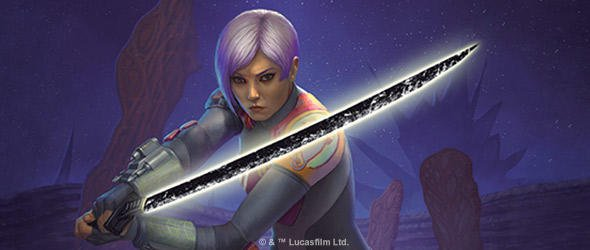 Art and war rarely mix, but Sabine Wren is the rare exception. See everything this explosive artist can do on the battlefield with our preview of the Sabine Wren Operative Expansion for #StarWars #Legion! http://fal.cn/AI8c