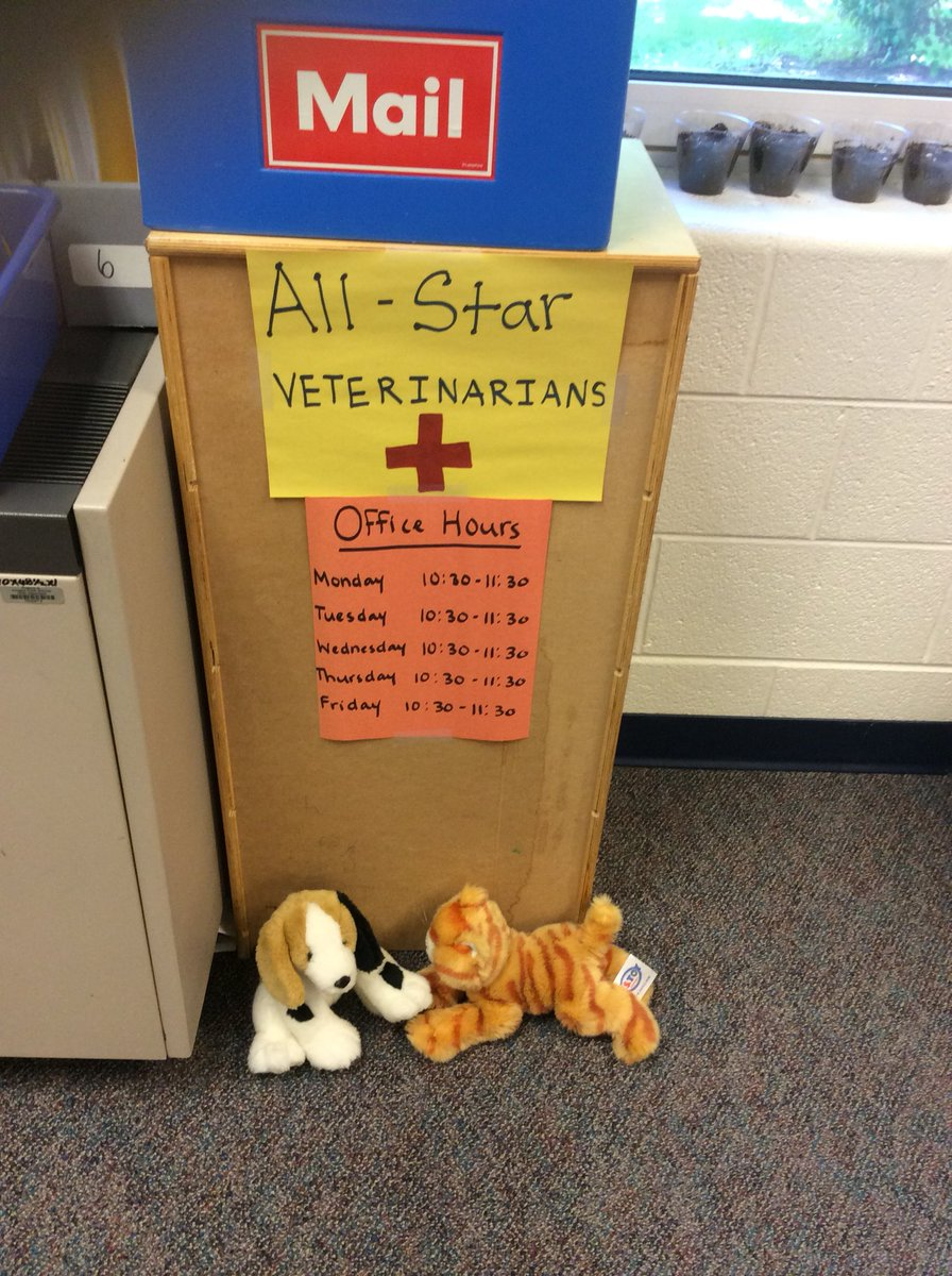 HFB Veternary is open for business! Doctors are ready to work! <a target='_blank' href='http://twitter.com/HFBAllStars'>@HFBAllStars</a> <a target='_blank' href='http://twitter.com/APS_EarlyChild'>@APS_EarlyChild</a> <a target='_blank' href='http://search.twitter.com/search?q=HFBTweets'><a target='_blank' href='https://twitter.com/hashtag/HFBTweets?src=hash'>#HFBTweets</a></a> <a target='_blank' href='http://search.twitter.com/search?q=APSisAwesome'><a target='_blank' href='https://twitter.com/hashtag/APSisAwesome?src=hash'>#APSisAwesome</a></a> <a target='_blank' href='https://t.co/lz2nPqSRKK'>https://t.co/lz2nPqSRKK</a>