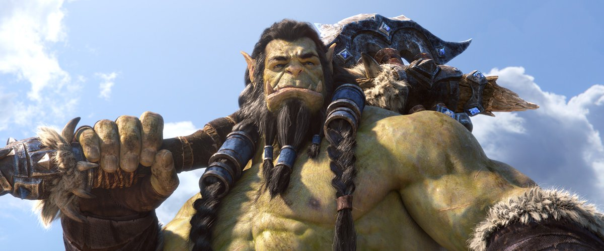 Can we just take a moment to appreciate how AWESOME this render is of Thrall? @Blizzard_Ent cinematics team just keep killin&#39; it, fam.<br>http://pic.twitter.com/zAs1lMA6Fw