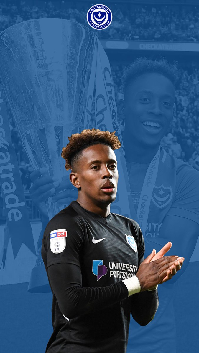 Who D Like A New Wallpaper Wallpaperwednesday Pompey Football Addict