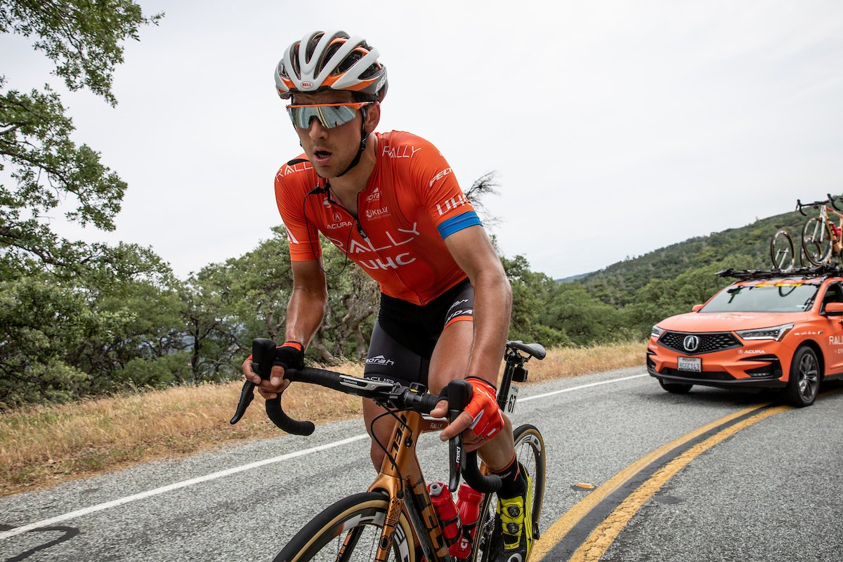 Riding the Greece inspired by Laura bike is a nice reminder that theres still a world beyond the peloton where amazing people are overcoming incredible hardships. I'm riding for them and @UHCCF – @EmersonOronte from #AmgenTOC. Place your bid today 👉 bit.ly/InspiredBikes4