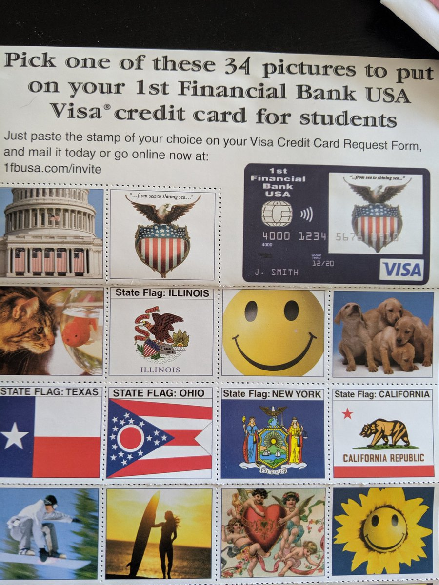 1st financial bank usa