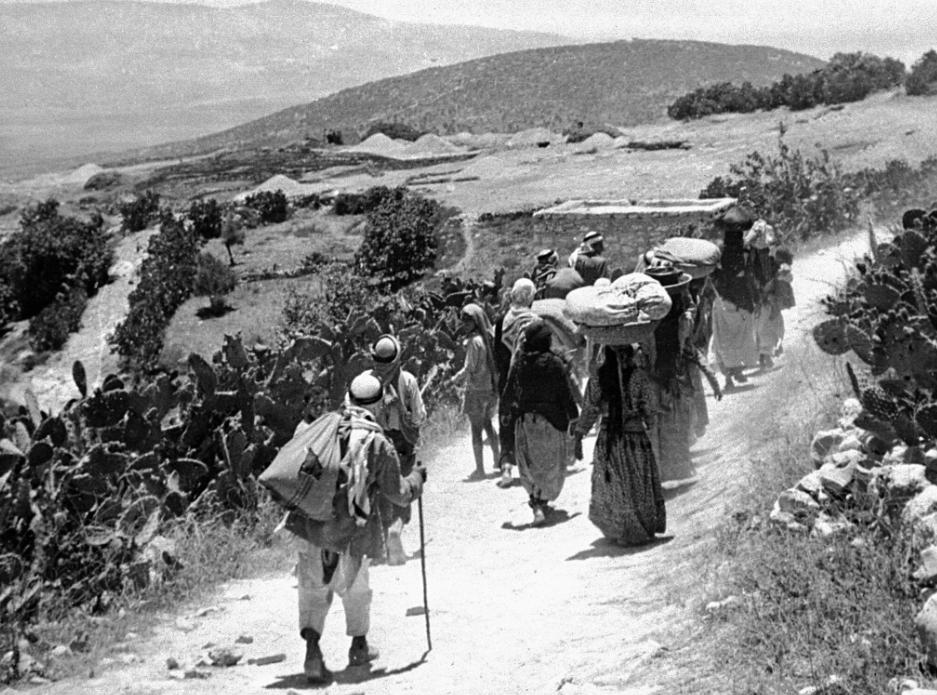 71e anniversaire de la #Nakba71 : la Ligue arabe appelle à la protection internationale du peuple palestinien radioalgerie.dz/news/fr/articl…