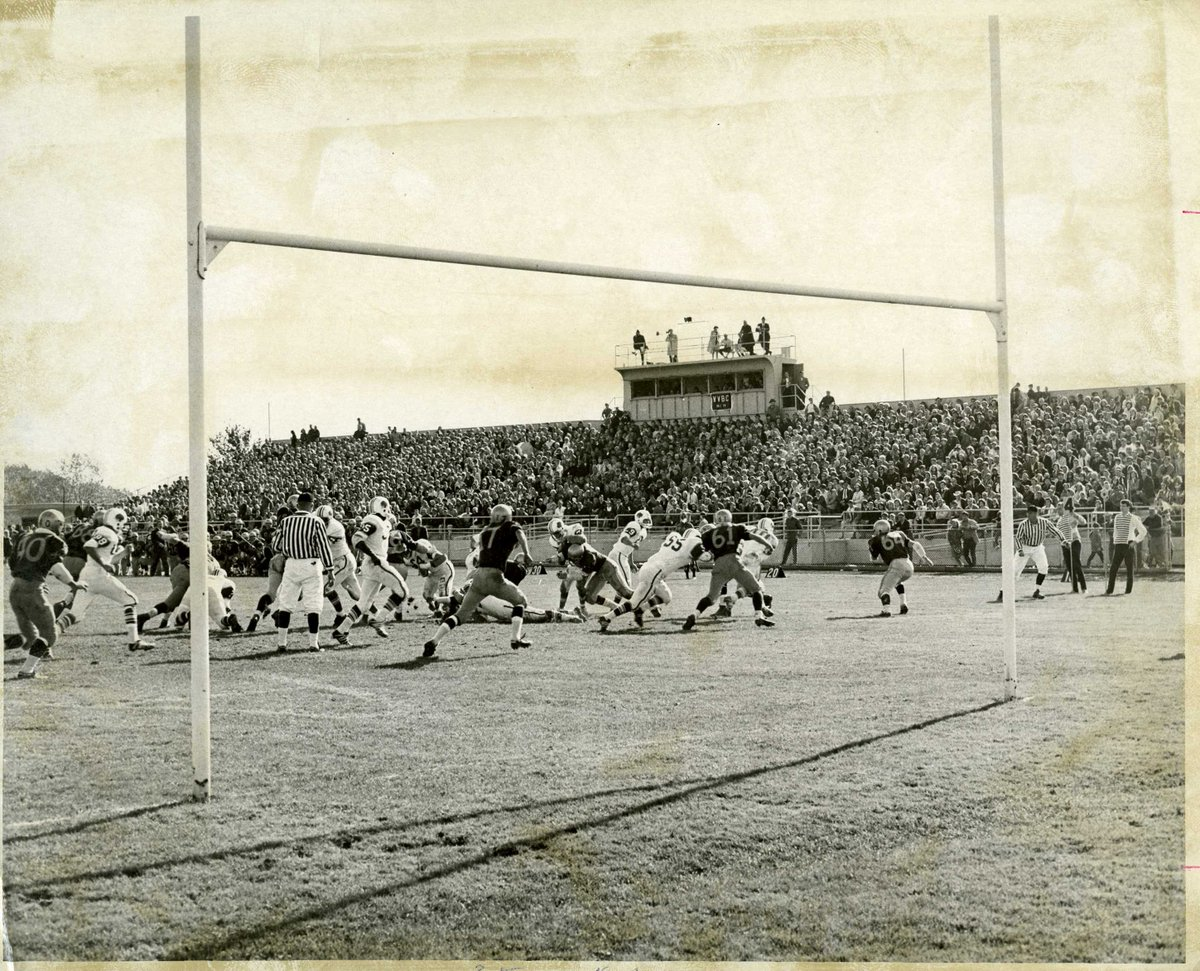 Allegheny Football's photo on #throwbackthursday