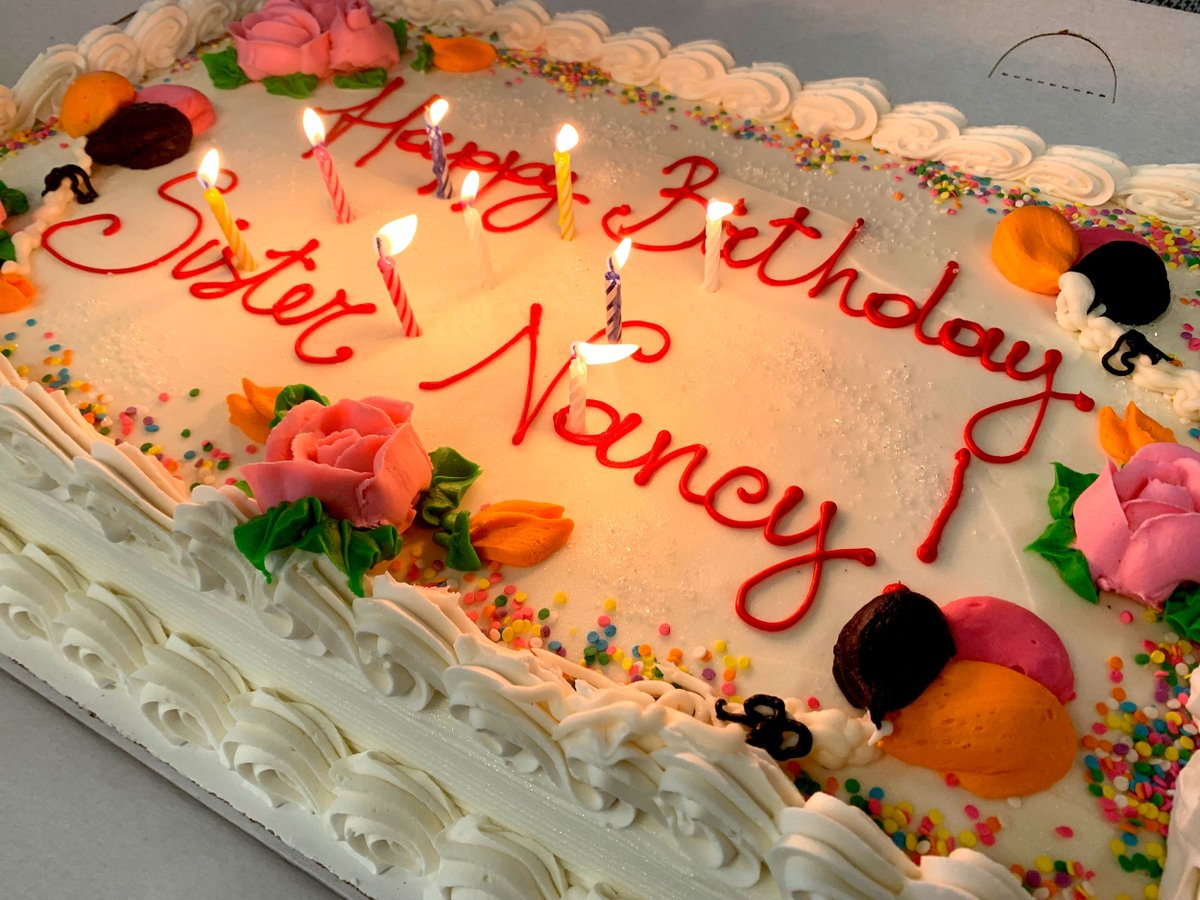 Wondrous Cathedral High School Boston On Twitter Happy 80Th Birthday To Funny Birthday Cards Online Overcheapnameinfo