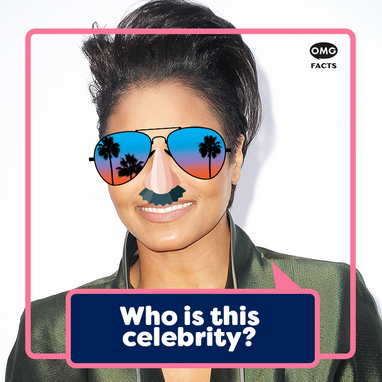 This star was originally set to appear in 'The Matrix' but had to turn it down because of scheduling conflicts. She's also been considered for biopic roles including Dorothy Dandridge and Lena Horne. Who is she? #OMGMasked https://t.co/y5G7ucTo5G